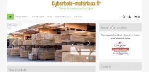 cyberbois-matériaux.fr