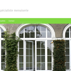 site vitrine agence commerciale