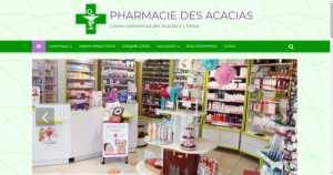 Site internet pour pharmacie