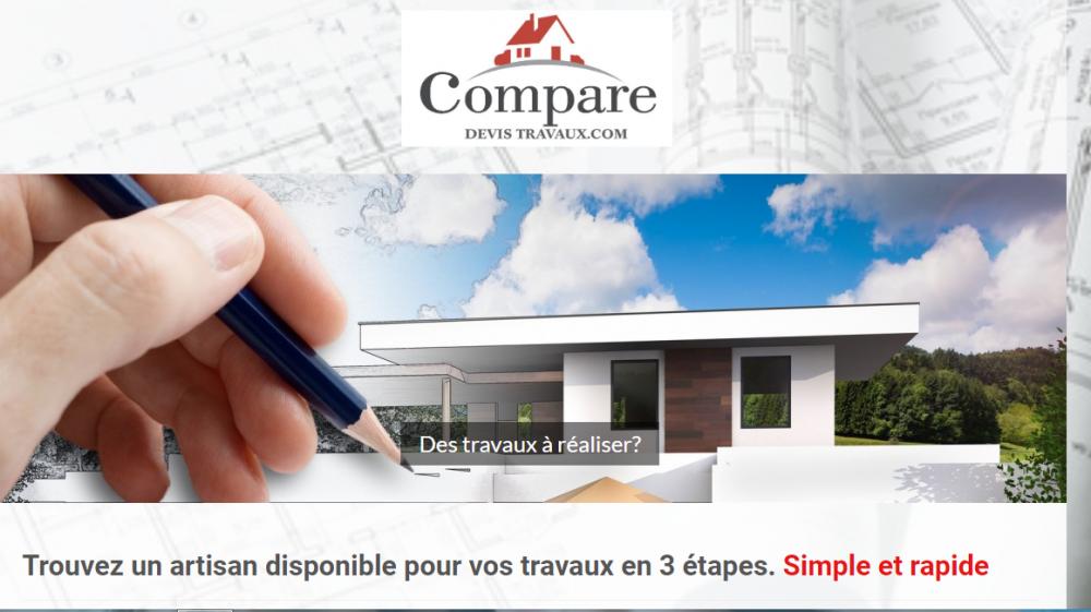 site Comparedevistravaux.com